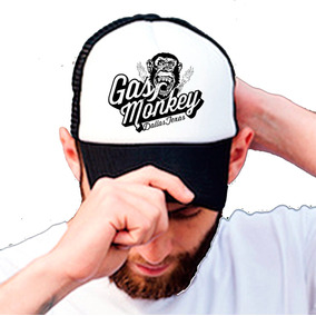 692d10aa6916f Gorra Personalizada Gas Monkey Garage Autos Tuning Carreras