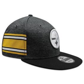2616937648d93 Gorra New Era 9 Fifty On Field 2018 Steelers Sideline Defend