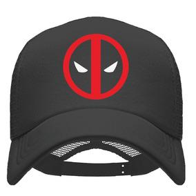 ec08be1b8103c Gorra Deadpool Logo Wade Winston Wilson Marvel Comics