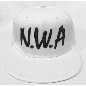 c44674ef7d10c Gorra Nwa Compton Hip Hop Street Rap Snapback Blanca Street