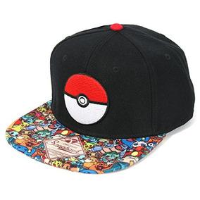 e8d57e7babc90 Gorra Snapback Pokémon en Mercado Libre México