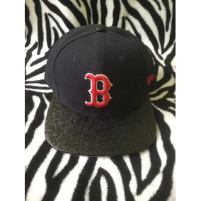 6b184f9d94005 Gorra Snapback New Era Boston Red Sox 100% Original C envio