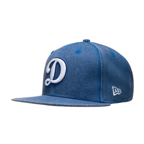 ec1334a926dff Gorra New Era Los Angeles Dodgers Mezclilla Original A Meses