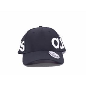 0bbb1815c4fdf Gorra Adidas Negra Con Letras - Gorras para Hombre en Mercado Libre ...
