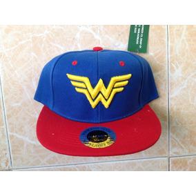 a4942bd33f2c6 Gorras Wonder Woman Hombre - Gorras de Hombre en Mercado Libre México