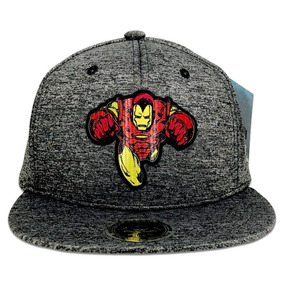 ba0f60df62564 Gorra Iron Man 100% Original Marvel Comics