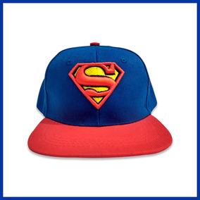 04bf91a789f45 Gorras Bordadas Superman Exclusivas en Mercado Libre México