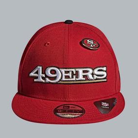 001bea0172efd Gorra New Era Cap San Francisco 49ers 185639 Roja Unitalla