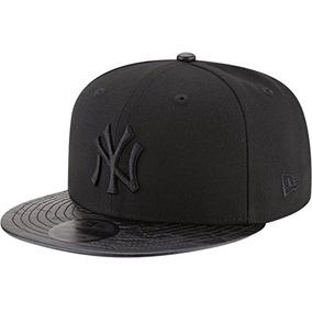 11ad5db5c9492 Gorra New York Yankees New Era Negro 100% Poliéster Talla O