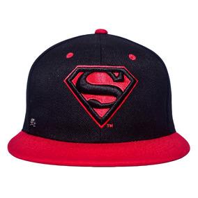 c86ef3f7f93ff Gorras De Superman Negras en Mercado Libre México