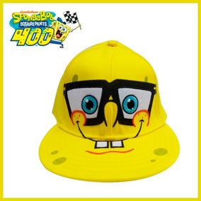 31ecfd92b2598 Bob Esponja Patricio Gorra Flat Original Nickelodeon - Accesorios de ...