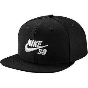 39006447dbad3 Gorra Nike Sb Icon Snapback 628683-013 Negro Unisex Oi