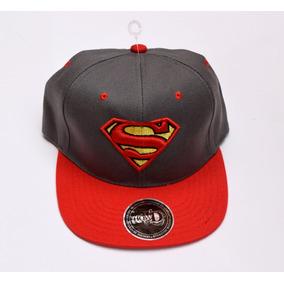 b2d3933abe5ed Gorras Snapback Superman en Mercado Libre México