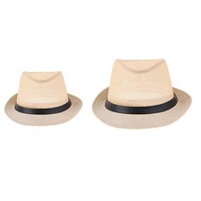 0bde88874a15e Sombrero De Paja Gorro De Sol Playa Panamá Ala Ancha Unise