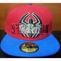 Gorras Plana New Era - Spiderman - Marvel