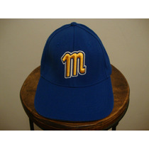 Gorra De Caballero Equipo Magallanes Usada Talla L/xl Azul