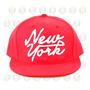 Gorras Planas Snapback Personalizadas Ref: New York