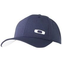 Gorra Oakley Hombres De Silicon O-cap Gorra De Béisbol Azul