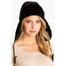 Gorra De Las Mujeres De Ugg Bailey Con Cinturón Trapper Hat