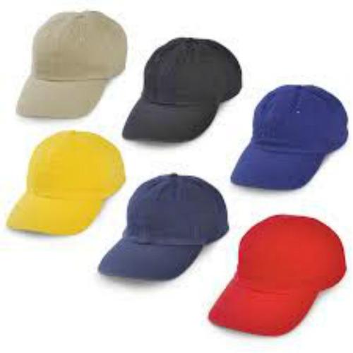 gorras acrilicas sandwicht, tipo polo, combinada x 2