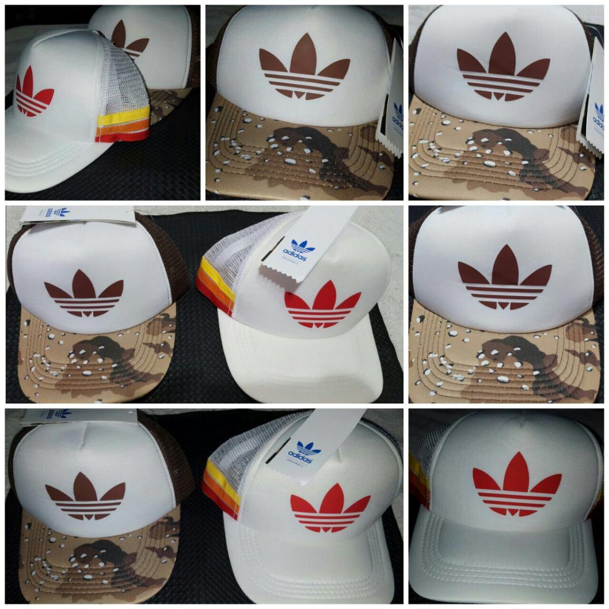 gorras adidas original 1ra calidad importadas mod. trucker. Cargando zoom. c2fdc96b1b8