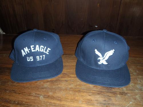 gorras adidas, timberland y american eagle originales