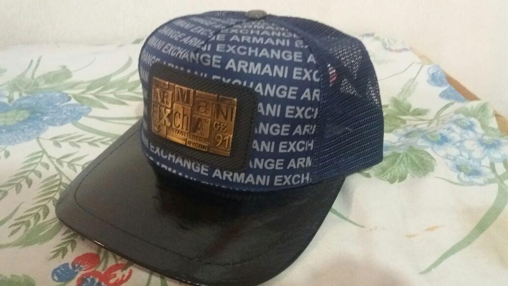 11894ce12a39b2 Gorras Armani Exchange - S/ 30,00 en Mercado Libre