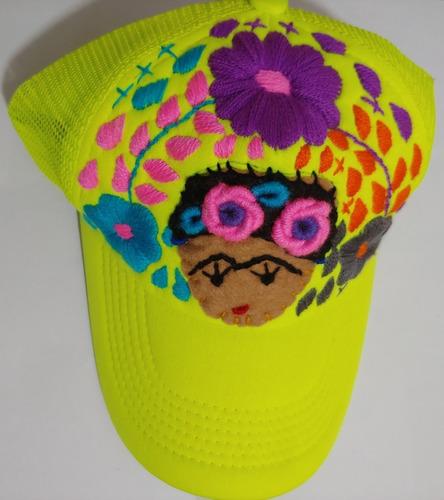 gorras artesanales de chiapas