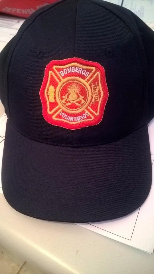 gorras azules bordadas bomberos!!!!! Cargando zoom. 273bdacada9