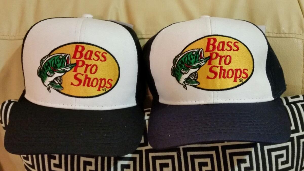 Gorras Bass Pro Shops Logo Bordado Originales -   288.95 en Mercado ... 2341a5d54d8