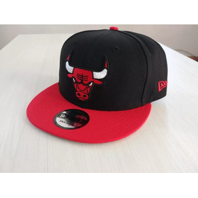 86fa4a4cb3a76 Gorra New Era Chicago Bulls Nba Originales Snapback Cap