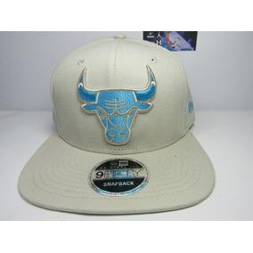 96bba59a8d4c8 Gorra New Era Chicago Bulls Vachetta + Windi City