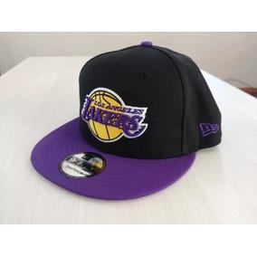 148ec6890f4bb Gorra New Era Lakers Angeles Nba Originales Snapback Cap