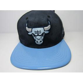 3590dc9b88642 Gorra New Era Chicago Bulls Carolina Blue Gamusa