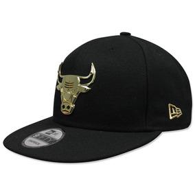 00d59b019e3f6 Gorra New Era 950 Nba Bulls Metal Framed Negro