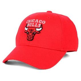 0bd154302c7f1 Gorra Básica Deportiva Con Estructura De Chicago Bulls Gorra