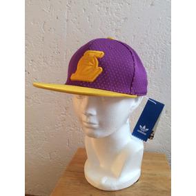 3f1f405f62c47 Gorra Los Angeles Lakers Snapback adidas Originals Nba 2016