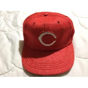 c5fece17822fc Gorra Cincinnati Reds De Los 80´s On Field Original 100%