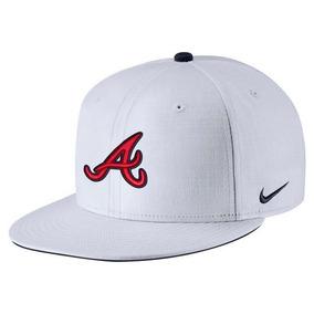 1cee02332ada0 Nike Bravos Atlanta Mlb Gorra True New Day Snapback Nueva