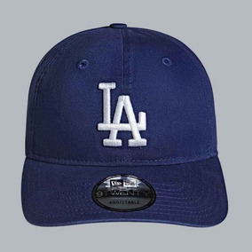 eab066efcdd7a Gorra New Era Los Angeles Dodgers Azul Y Blanco en Mercado Libre México