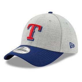 812b128aba5b0 New Era Texas Rangers Mlb Gorra Heather 39thirty Tallas Nva