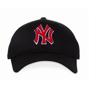 94379681e8e74 Gorra Mlb New York  ny Yankees Negra Letras Rojas Unitalla