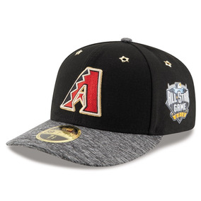 a8ecec4b08d57 Gorra New Era Mlb Diamondback Arizona 59fifty 7 7 8 Low Prof