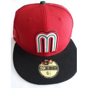 b9a5519831846 Gorra Mexico Clasico Mundial New Era Original Roja negro