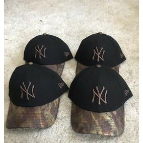 b88d42ecfeab3 Gorra De Los Yankees Negra Ajustable en Mercado Libre México