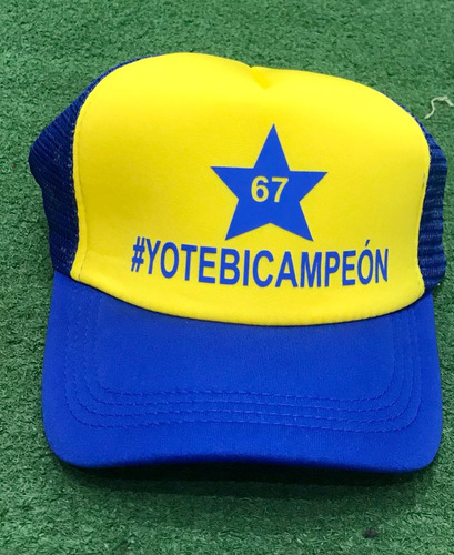 gorras boca juniors bicampeon campeon 2018 #67