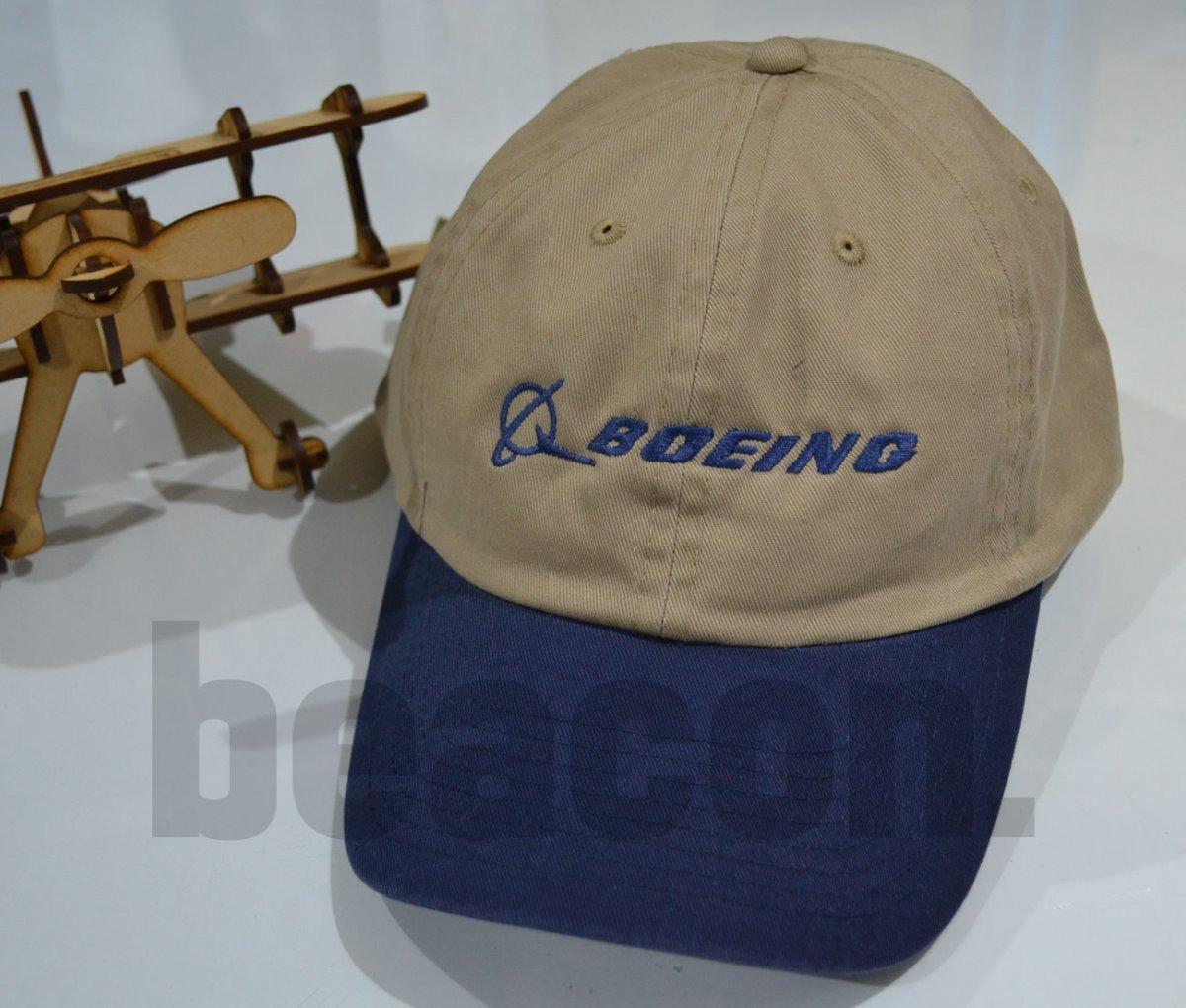 Gorras Bordadas Boeing O Con Tu Logo Varios Colores -   380 63f466a1e0f
