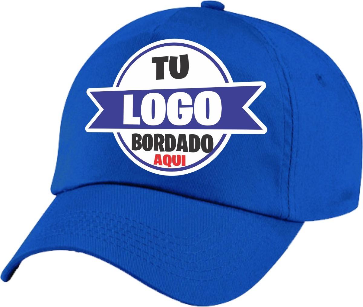 Gorras Bordadas Con Tu Logo -   45.00 en Mercado Libre e2067e2861c