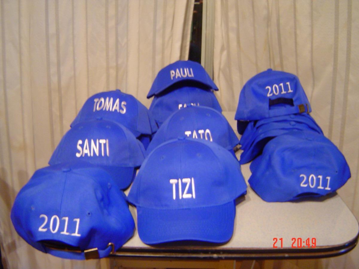 3dd986e46e7bb gorras bordadas egresados y publicidad el mejor precio!!!! Cargando zoom.