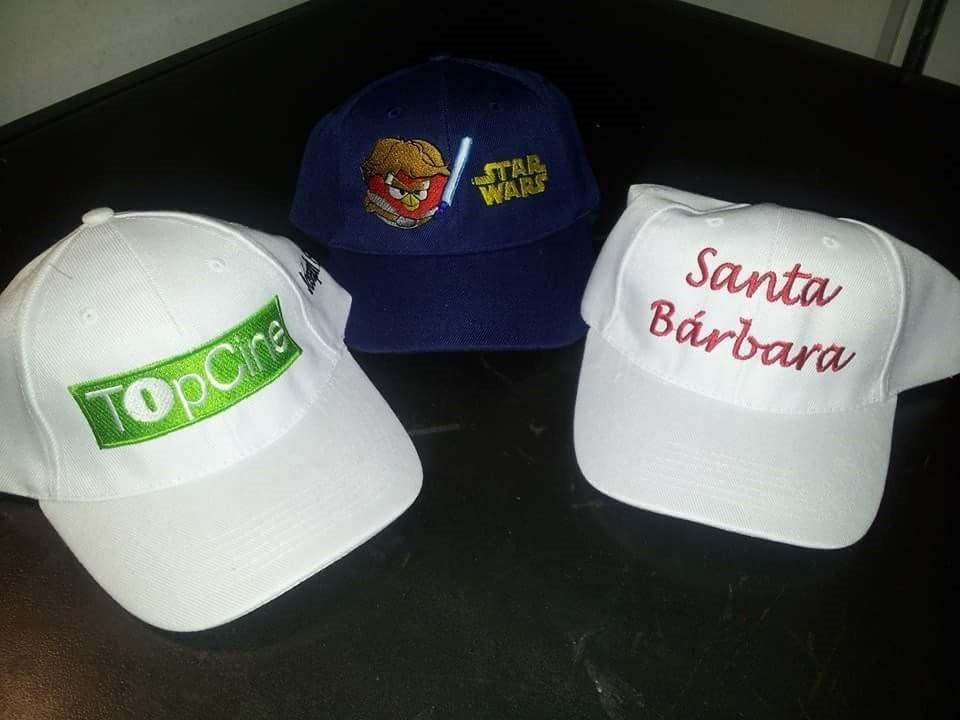Gorras Bordadas Personalizadas -   45.00 en Mercado Libre b22e5945394